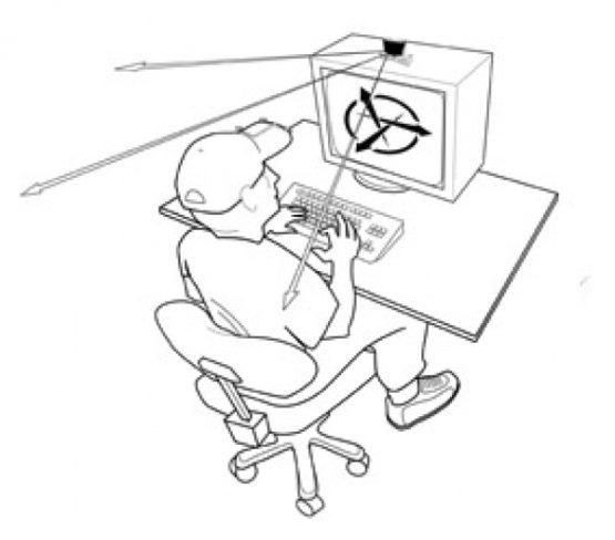 Пассивный отражатель TrackClip Reflector